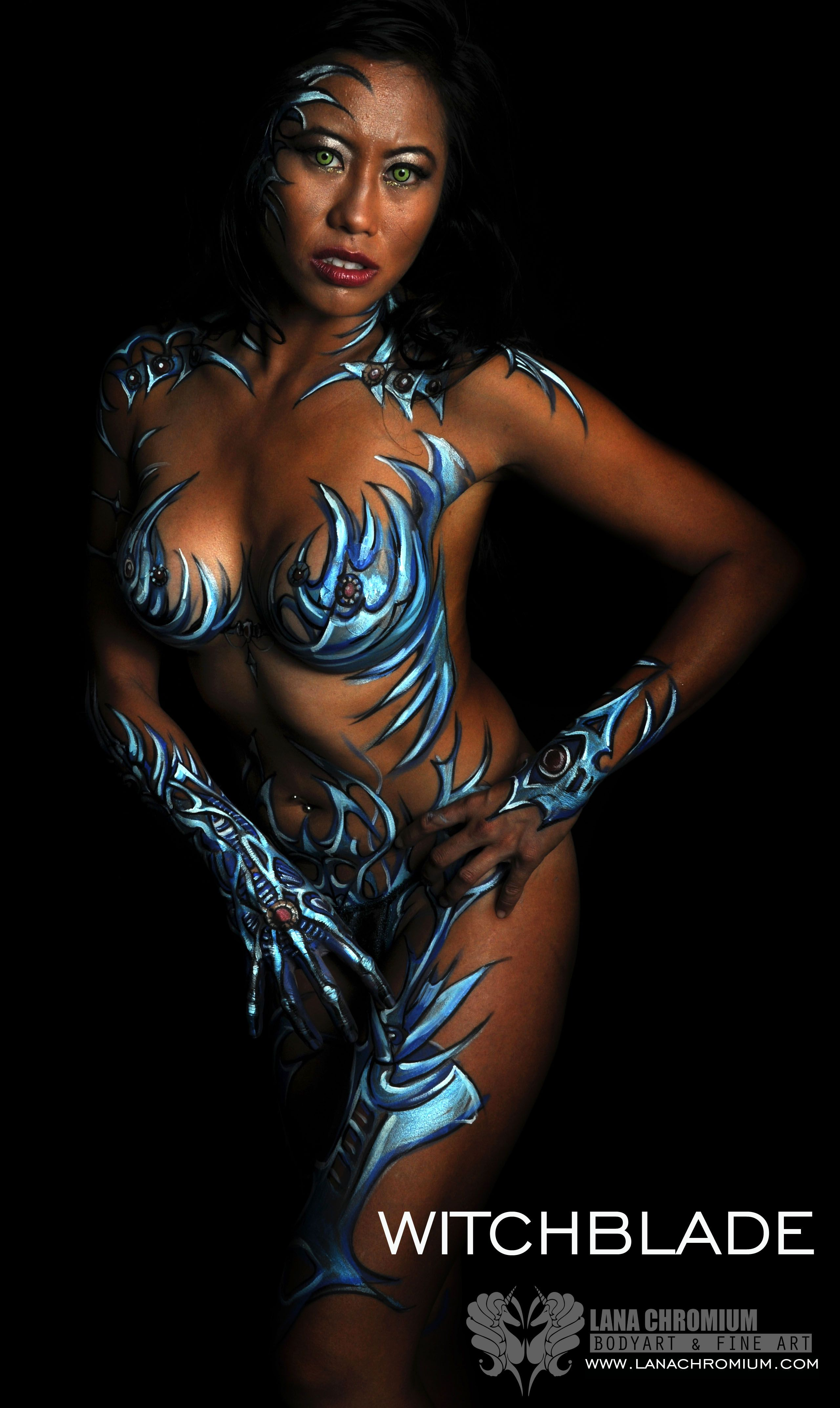 Ultimate Body Paint Sex Compilation