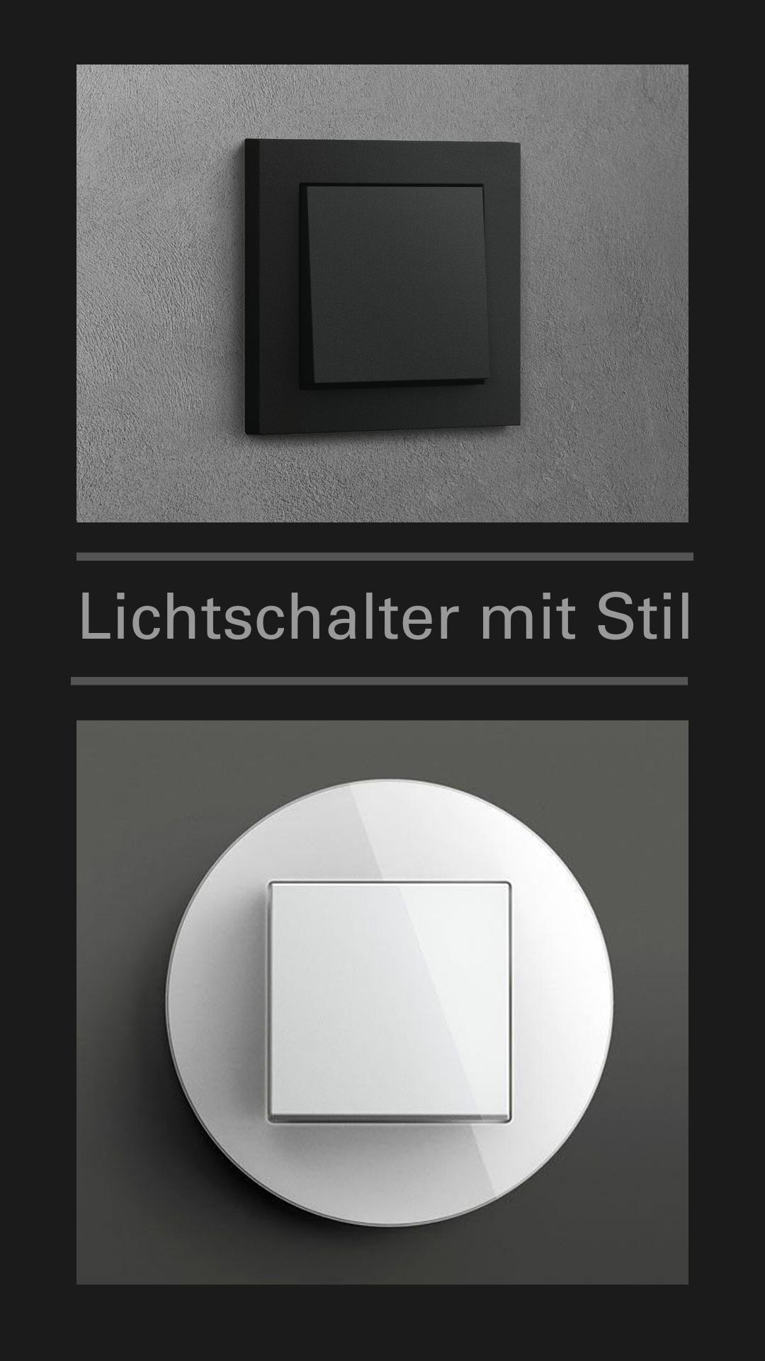 Design Lichtschalter In 2020 Lichtschalter Steckdosen Und Lichtschalter Schalterprogramm