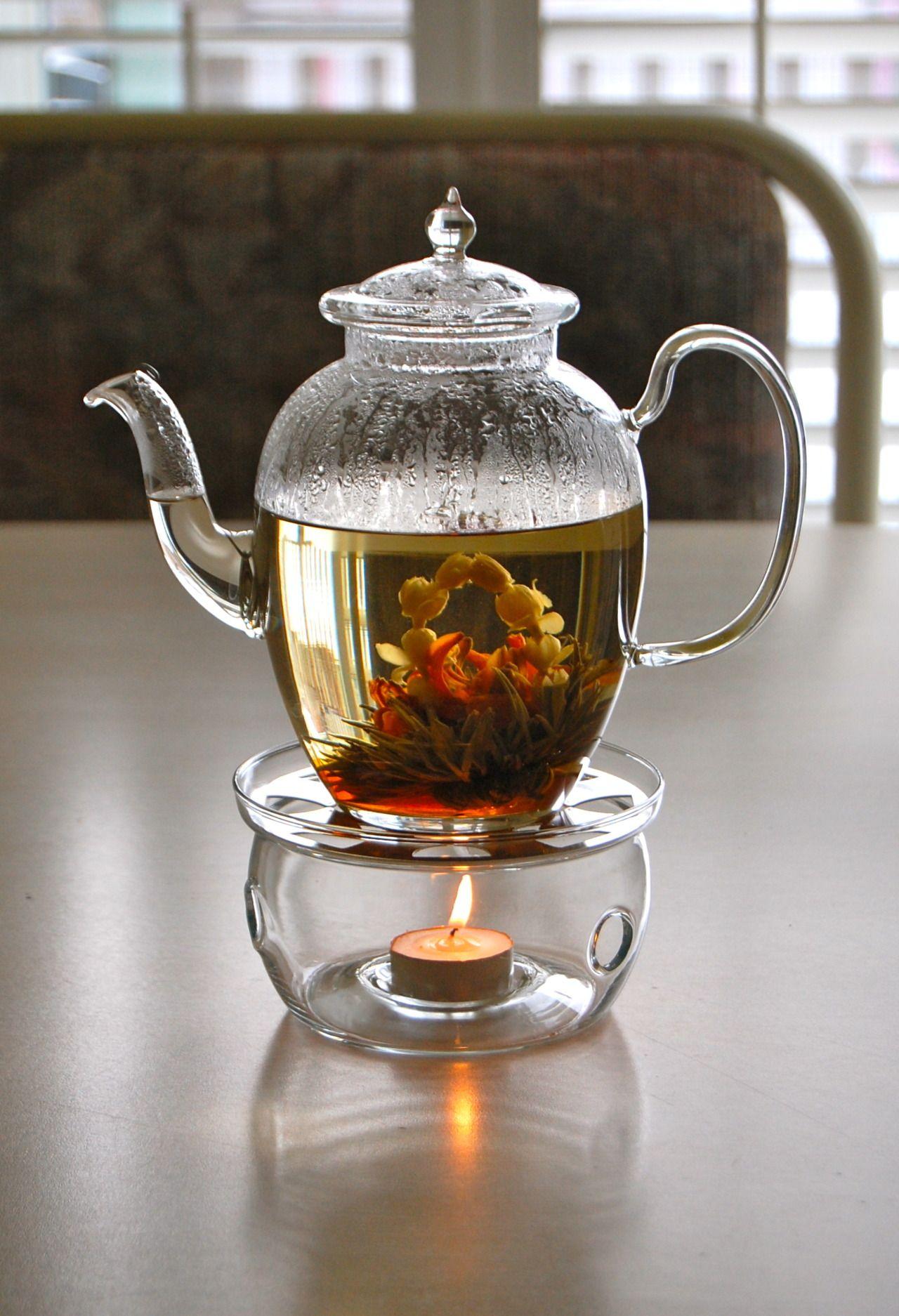 blossom tea #teapotset