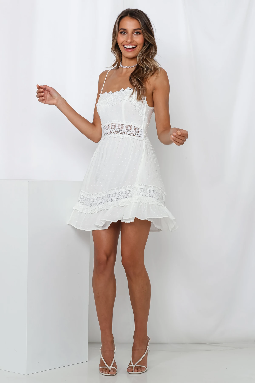 Shady Ladies Dress White In 2021 White Short Dress White Dresses Graduation Lace White Dress [ 1500 x 1000 Pixel ]
