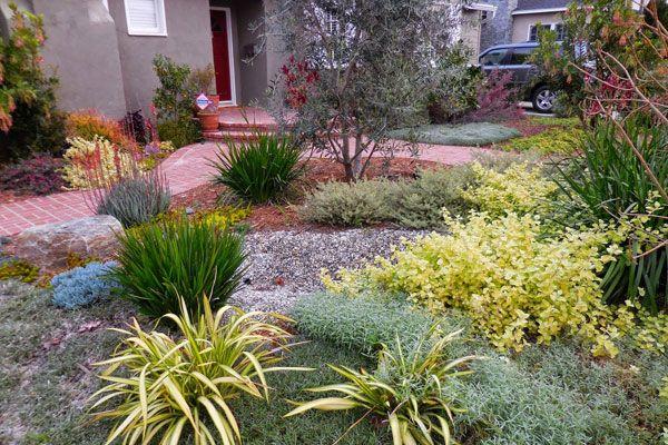 Image Result For Inexpensive Drought Tolerant Landscaping English Garden Design Front Yard Garden Design Planting Flowers