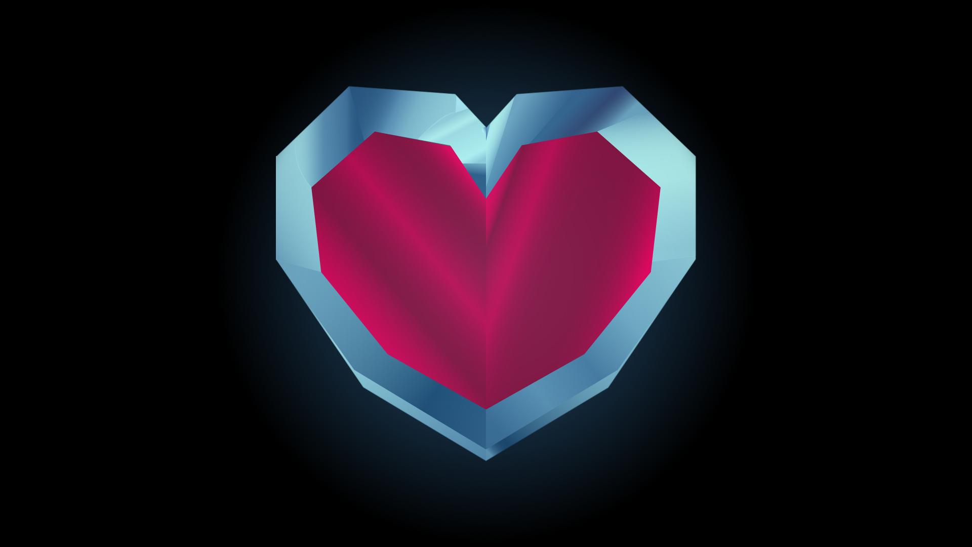 The Legend Of Zelda Heart Container Wallpaper Ocarina Of Time Heart Wallpaper