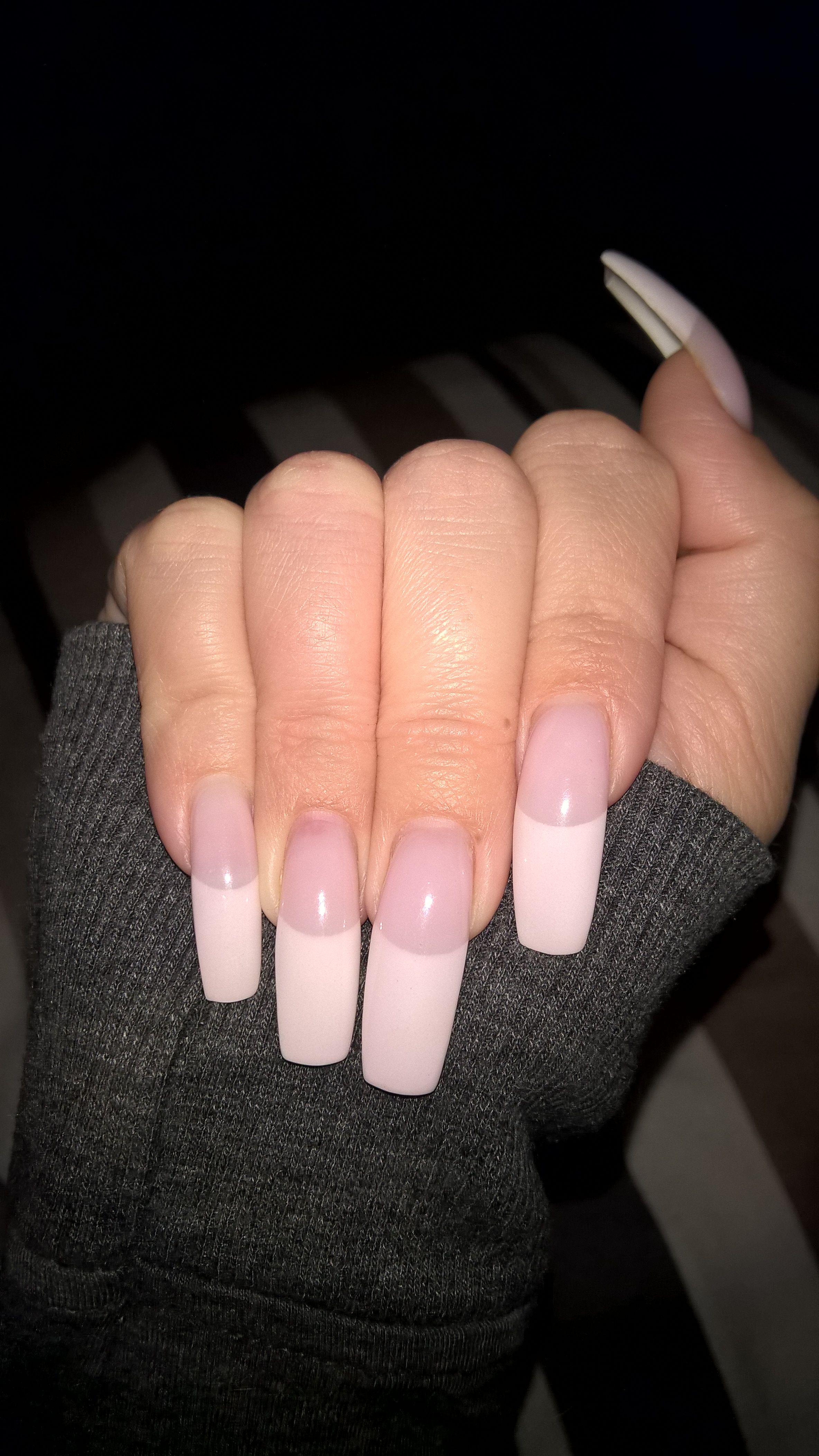 French long nails | Dream nails | Pinterest | Hot nails, Nail nail ...