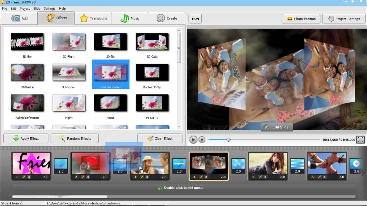 How to burn a slideshow to a DVD? Very easy with http://smartshow-software.com/ Professional quality, animated menu and customizable settings! #DVD #smartshow3d #slideshow