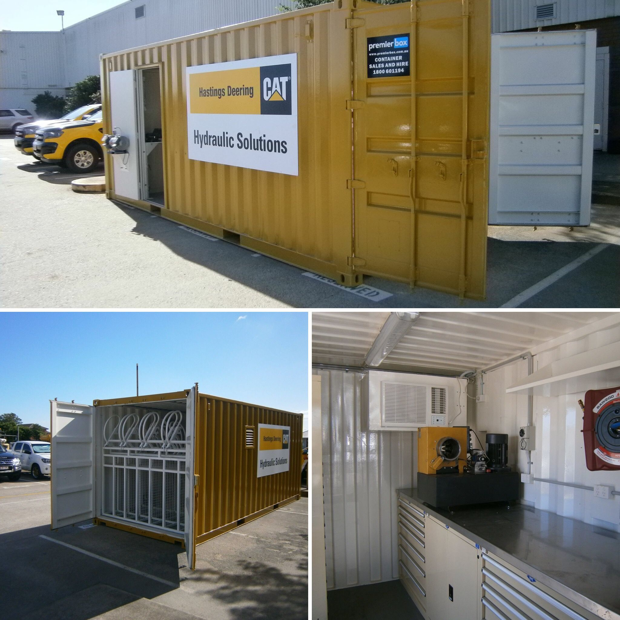 Container Storage Brisbane Images Of Our Recently Completed Project For Hastings