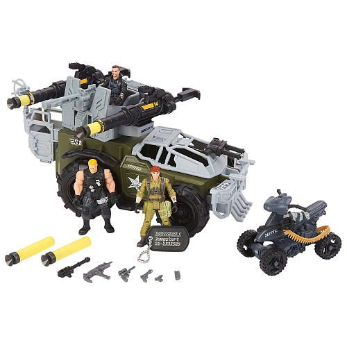 True Heroes Armored Assault Vehicle Toys R Us Toys R Us