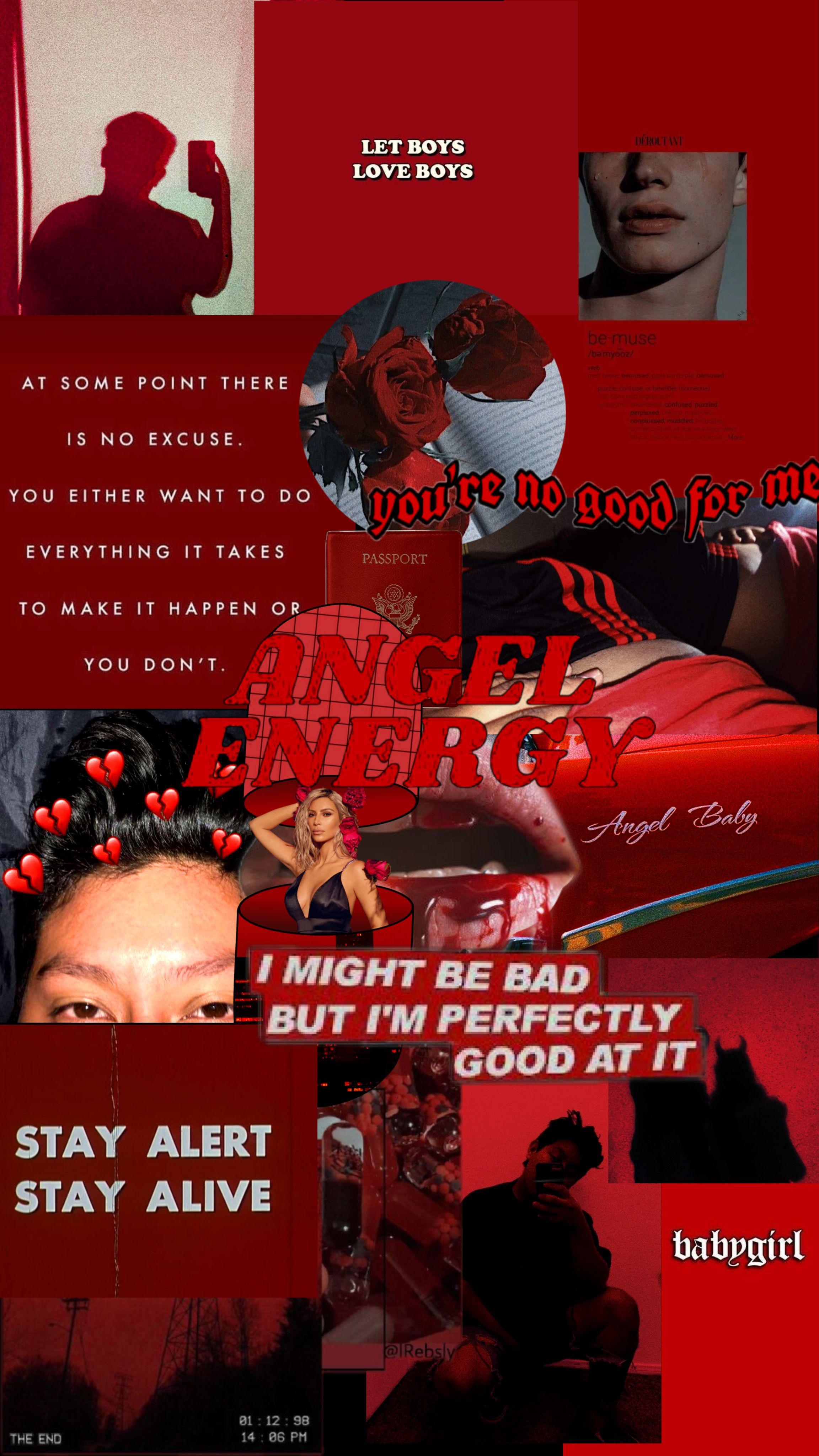 Red Aesthetic Red Aesthetic Instagram Aesthetic Red Wallpaper