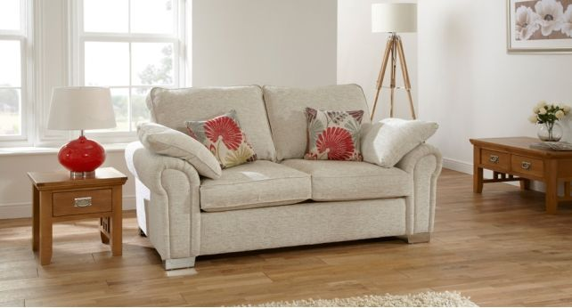 Burbank 2 Seater Sofa Standard Back Available At Scs Sofas