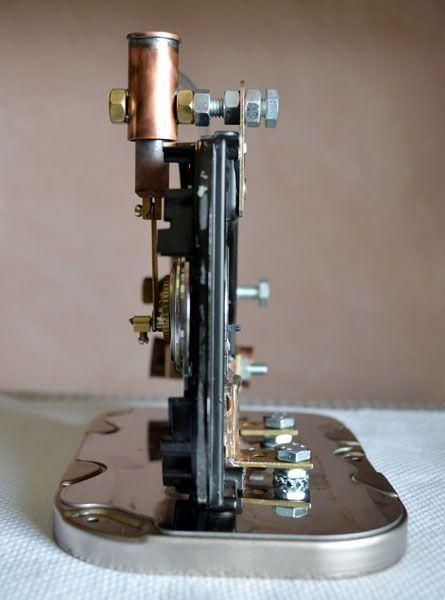 Moteur Stirling Alpha fait avec un disque dur   Moteur stirling, Stirling, Moteur