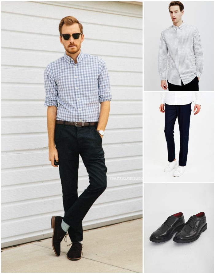 The Idle Man | How to wear, Chinos, The