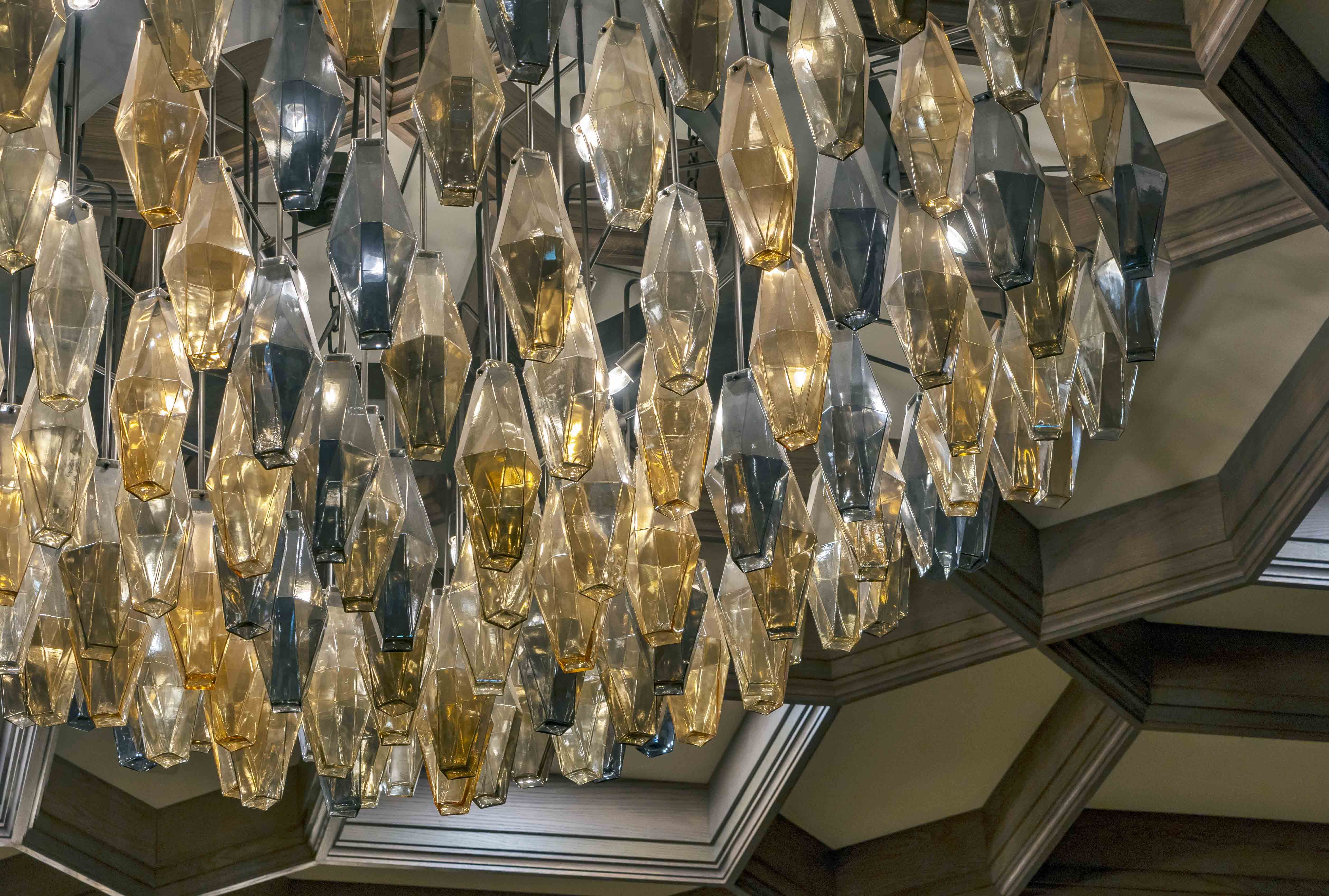Custom Chandelier Hotel Lighting Made By Iworks