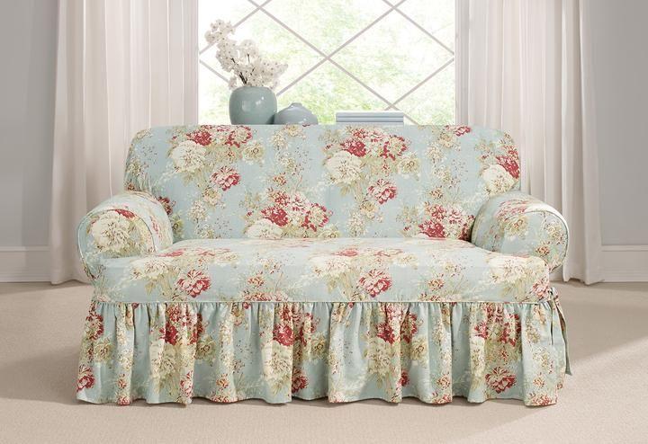 Sofa And Loveseat Slipcovers Cheap