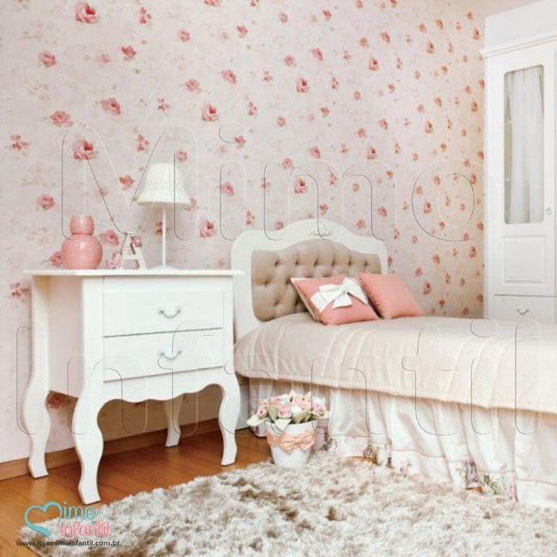Papel de Paredes para decoração de quarto de bebê e infantil 811004, REF81100