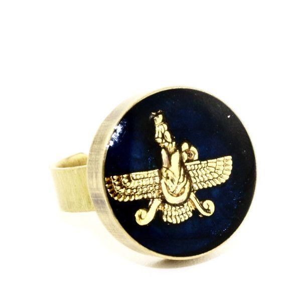 Faravahar Symbol Meaning 5342 Movieweb
