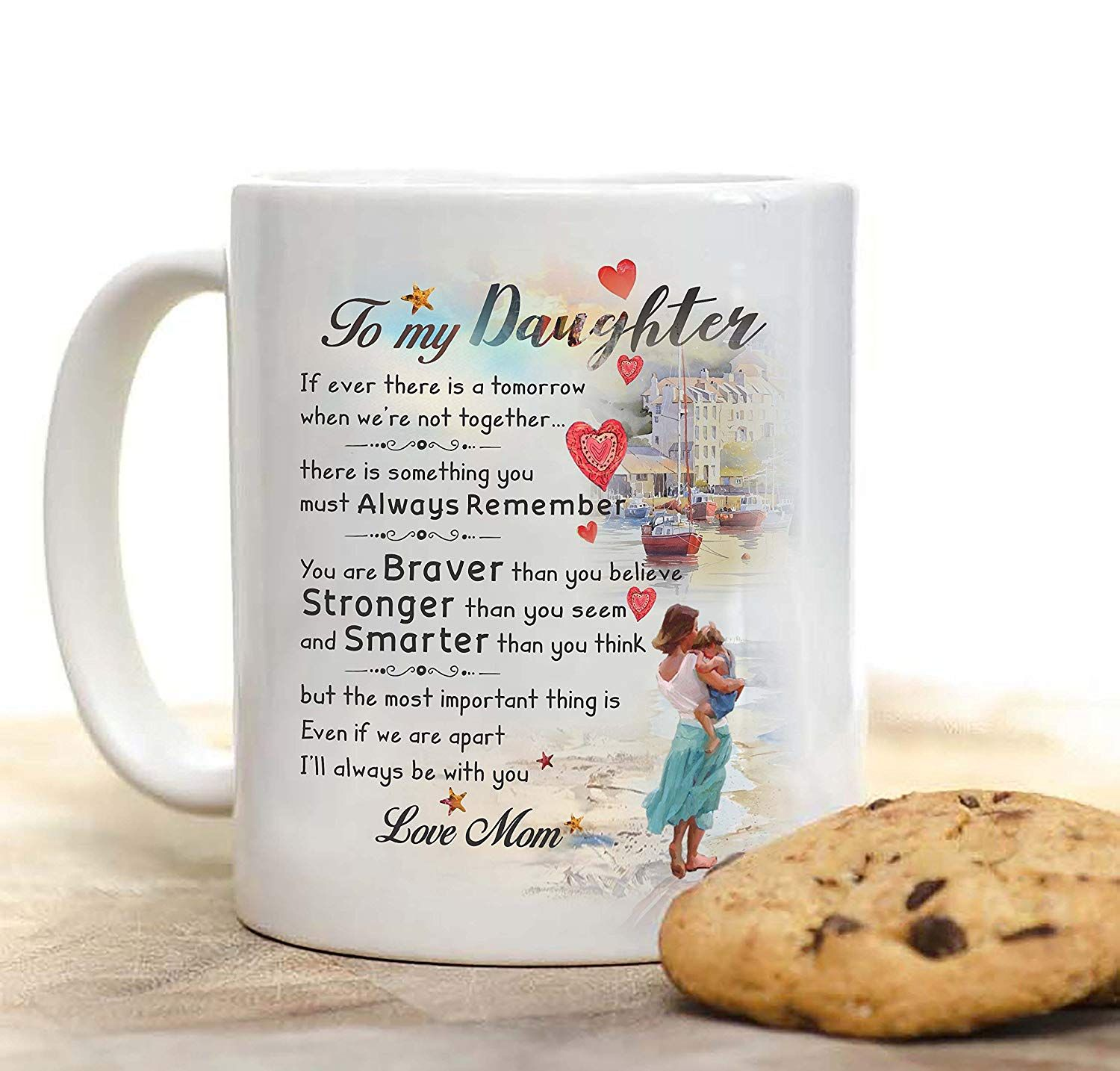 Gift for daughter mother daughter gift 11oz