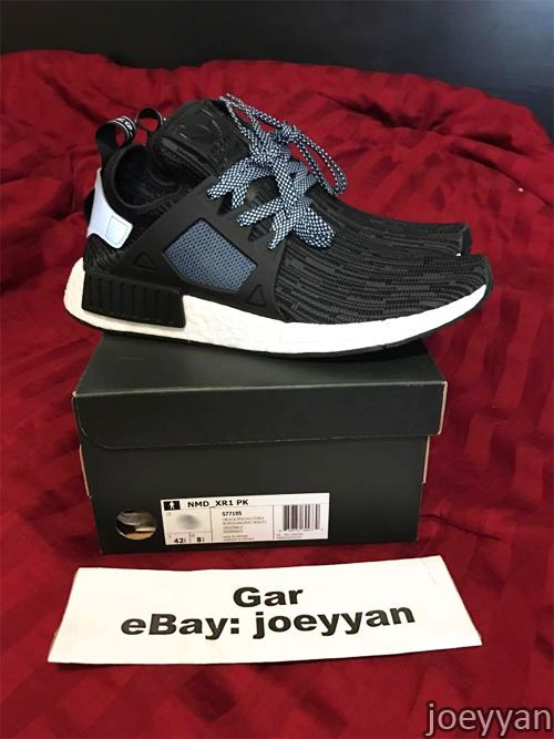 Adidas NMD XR1 OG Core Black CAPITAL SNEAKER BOUTIQUE