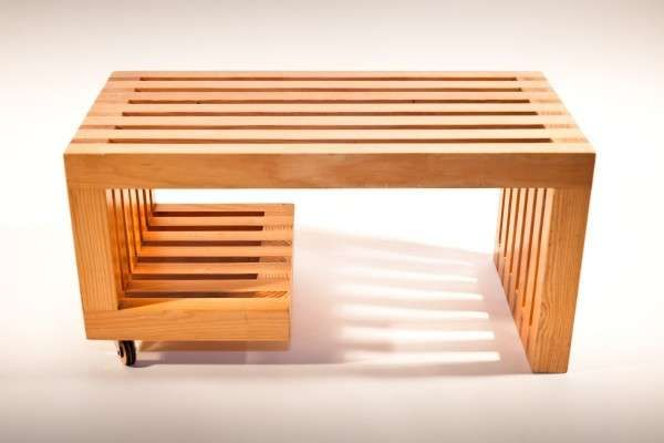 Modular Interlocking Furniture