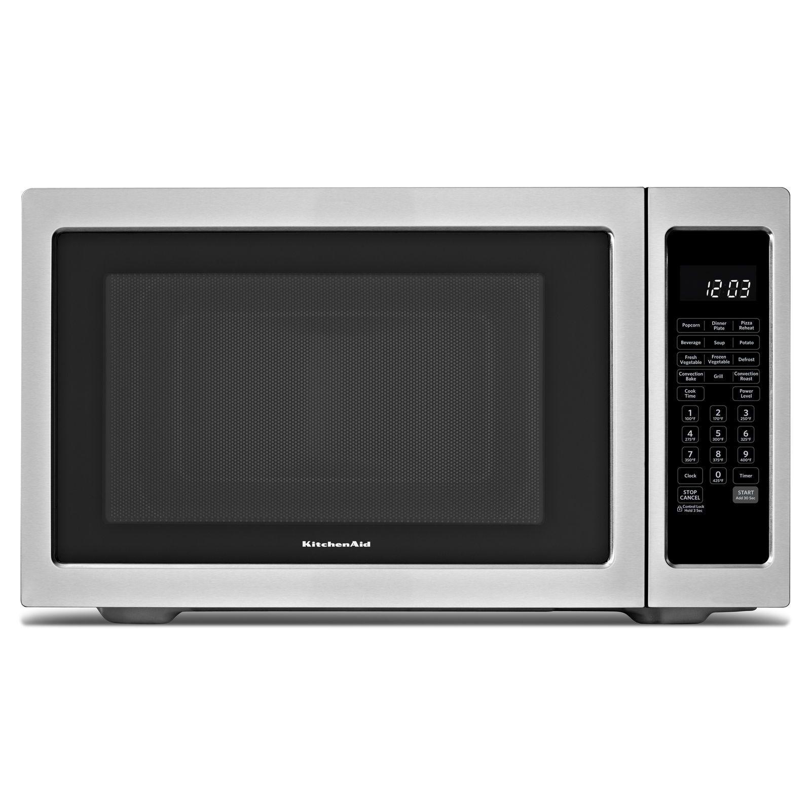Kitchenaid 1200 Watt Countertop Convection Microwave Oven