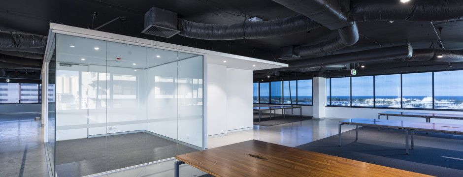offices with exposed ceilings google search new office