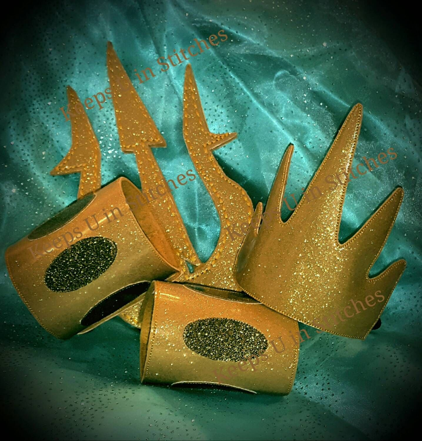 Image Result For Poseidon Crown Template Little Mermaid Costumes