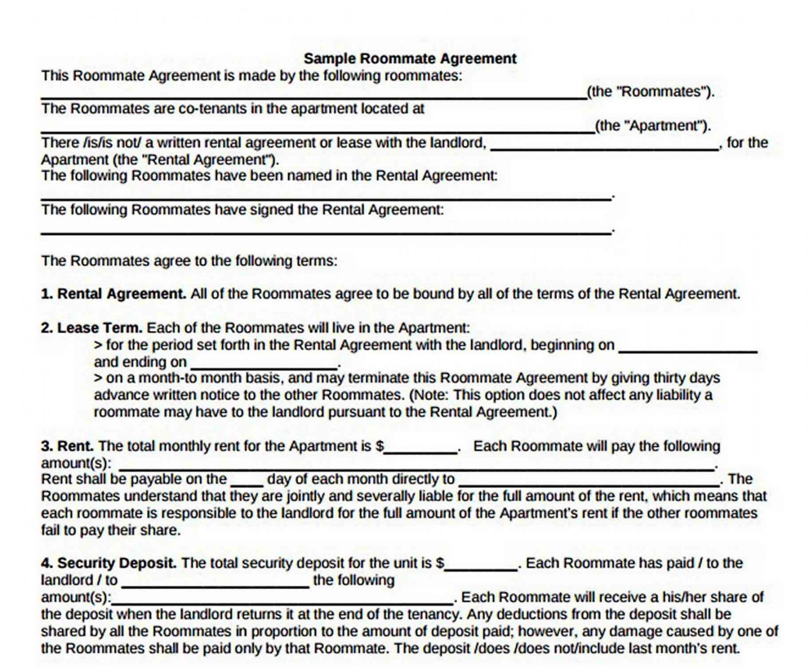 House Rules For Roommates Template In 2021 Rental Agreement Templates House Rules Being A Landlord House rules for roommates template