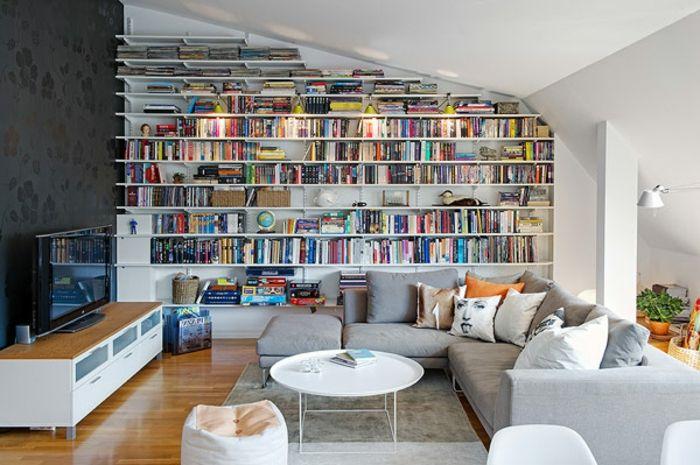 Connu Les meubles sous pente - solutions créatives - Archzine.fr  MG79