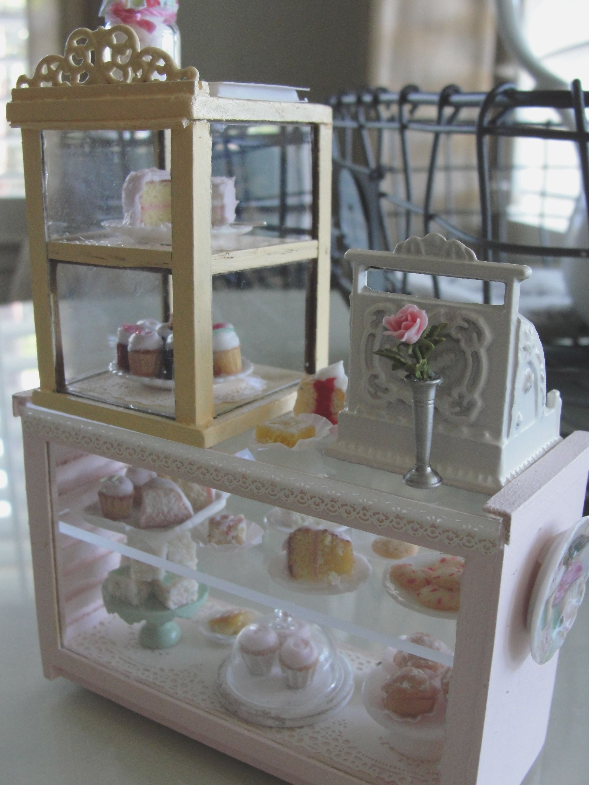 Pasteleria proyectos a intentar pinterest miniaturas for Casa muebles palmira