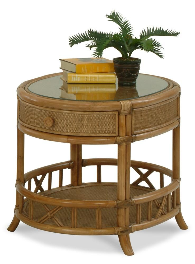 913 Oval End Table By Braxton Culler Furniture