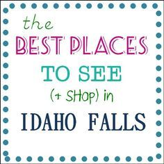 Best Shopping and Activities in Idaho Falls in 2020 ...