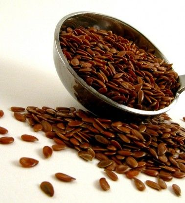Flax seed gel for hair care