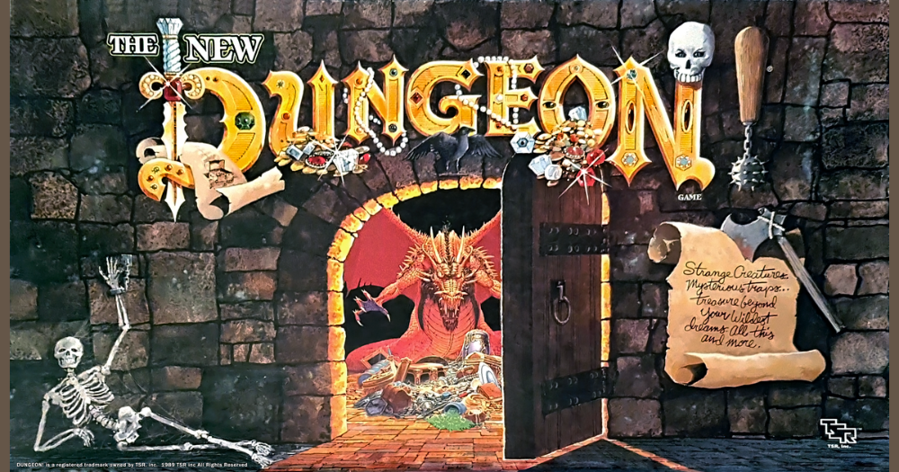 dungeon! adventure game board game art Google Search en 2020