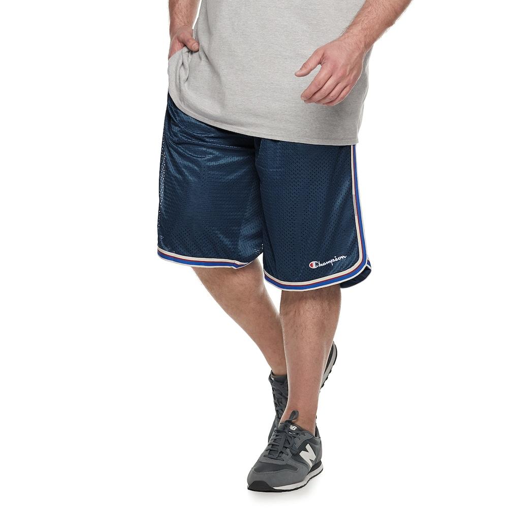 Big Tall Champion Core Basketball Shorts Stylish Men Shorts Champion