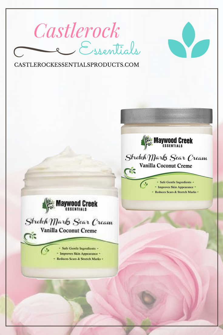 A HIGHLY EFFECTIVE SOLUTION FOR STRIAE Our stretch mark cream