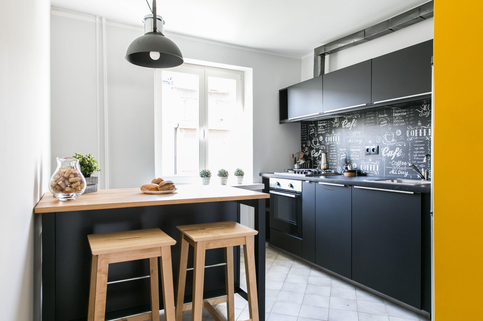 Marta Jaslan Ideals Interiors Interior Industrial Kitchen Kitchen