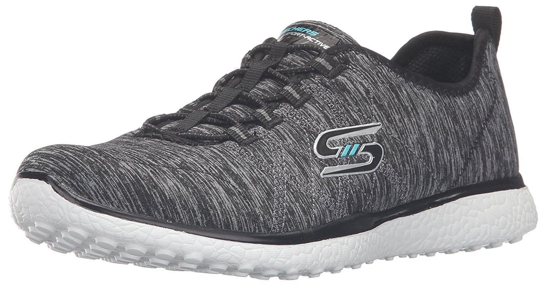 new concept 97ba5 f410b Skechers SKECH AIR EXTREME Damen Sneaker Schuhe Schwarz Air ...