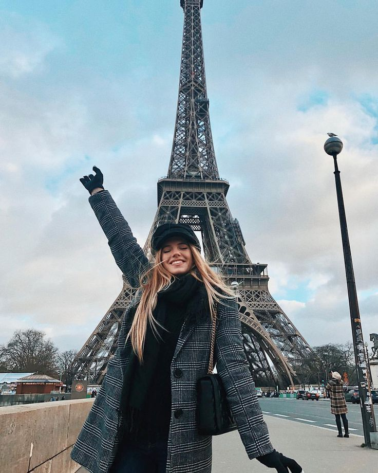 Paris is always a great idea. #eiffeltower