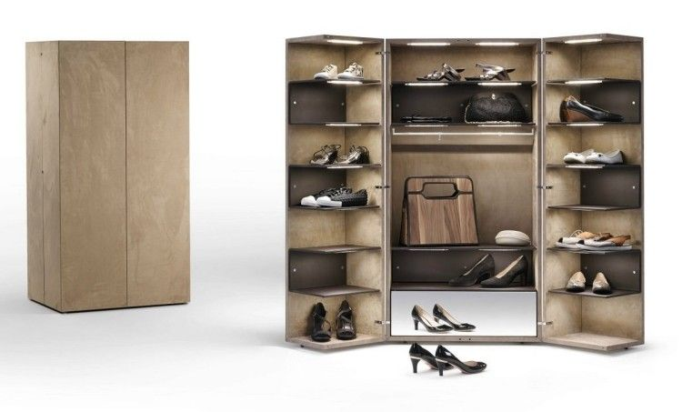 10 Schuhschrank Ideen Mit Kreativem Und Platzsparendem Design