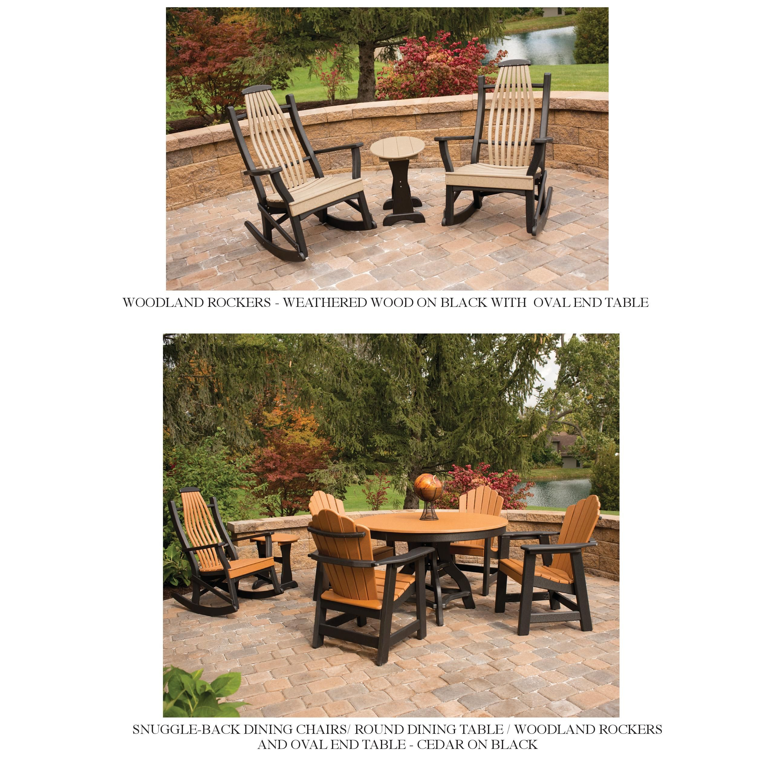 Hostetler Tables Chairs Poly Outdoor Furniture Catalog