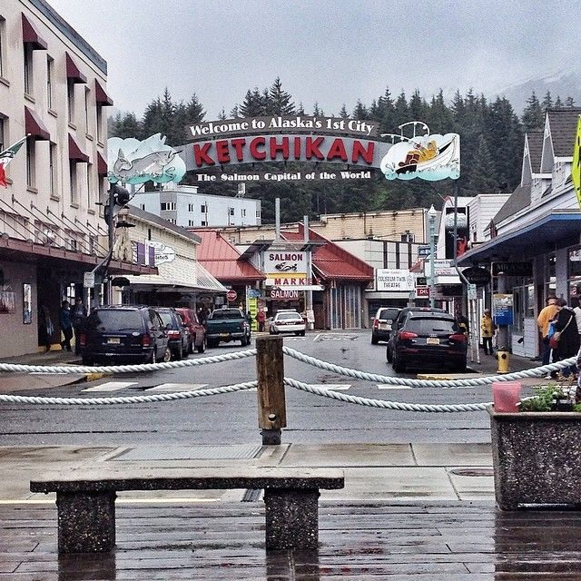 Ketchikan Alaska, Alaska Cruise