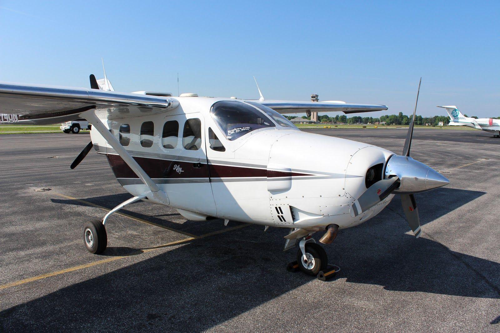 Sightings: Cessna P337H Riley Super Rocket Conversion
