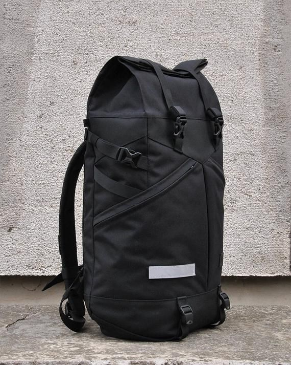 9d4ac58882 Rolltop Backpack Cycling Backpack Commuter Backpack Men