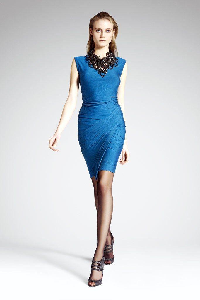 Donna Karan Pre-Fall 2010 Collection Photos - Vogue