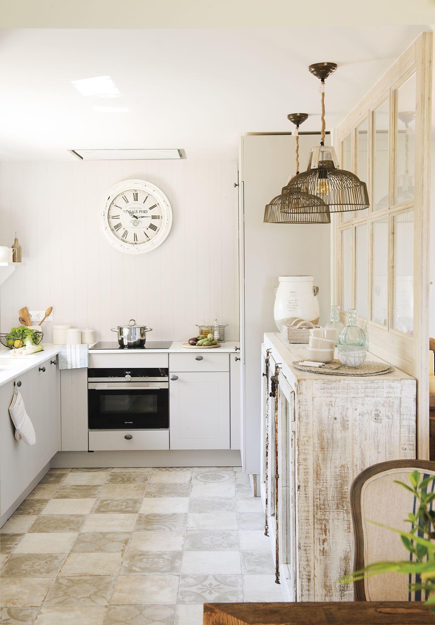 La cocina se queda en blanco | Cocina blanca, Blanco y Colores blancos