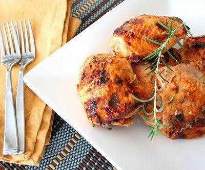 crispy rosemary chicken