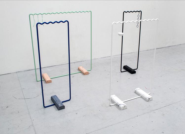 Erik Olovsson/Kyuhyung Cho | Art | Design | Storage | Homewares | Clothes Rail | No Culture Icons