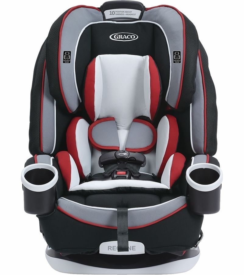 Forever Car Seat Graco 4Ever Cat Booster Baby Safety Carrier ...