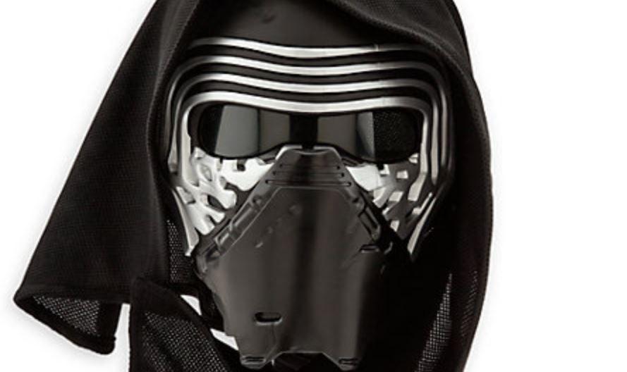 Kylo Ren voice helmet | Geek christmas gifts, Geek ...