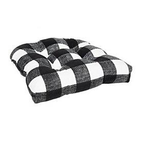 Black Buffalo Check Outdoor Cushion In 2020 Outdoor Cushions Buffalo Check Kirklands