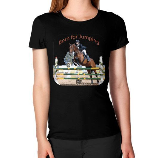 Equestrian Apparel - Jumping - Female Jersey