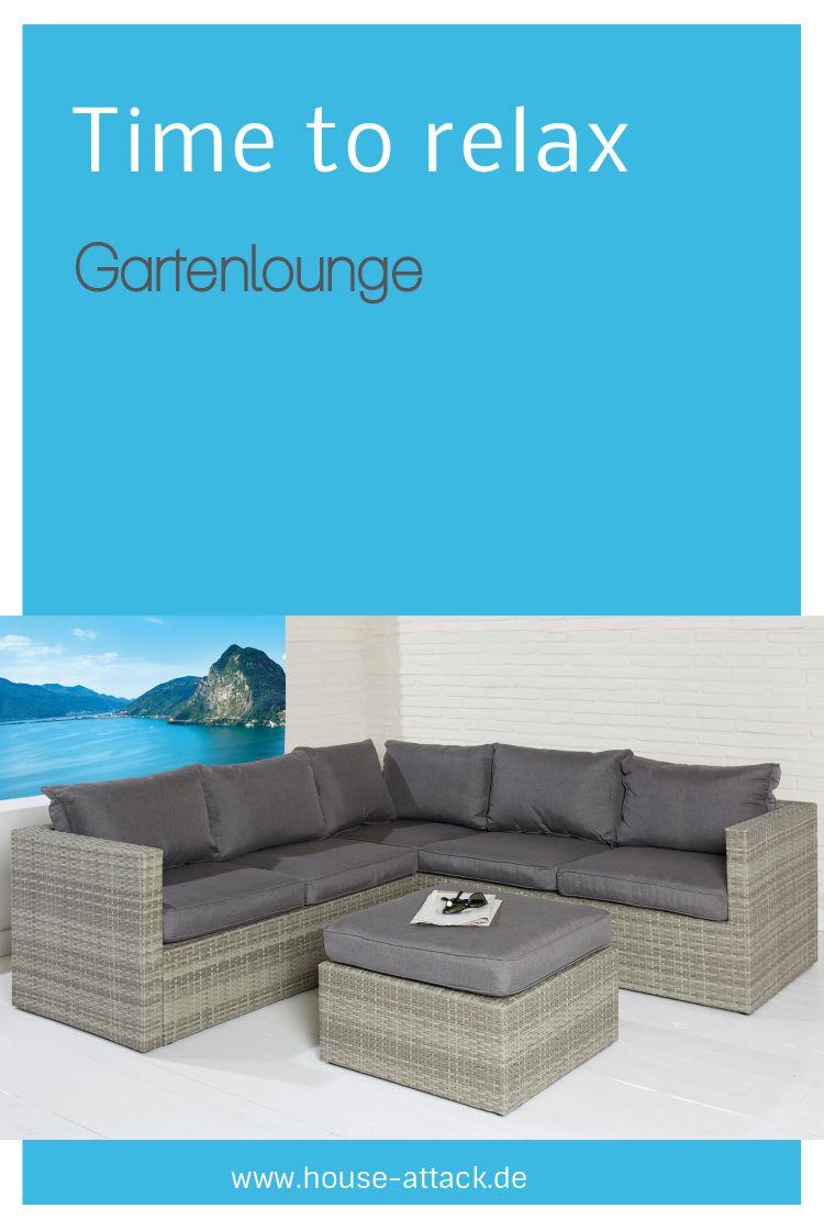 Gartenlounge Aus Polyrattan Style And Relax Gartenmobel Gartenlounge Loungemobel Lounge Polyrattan Outdoormobel Te Mit Bildern Lounge Mobel Gartenmobel Sitzgruppe